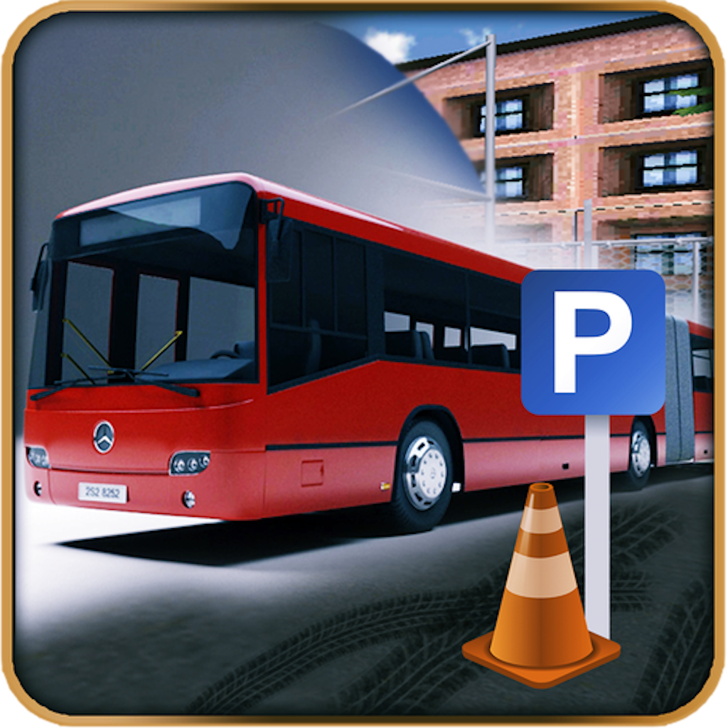 Bus Parking 3D Pro