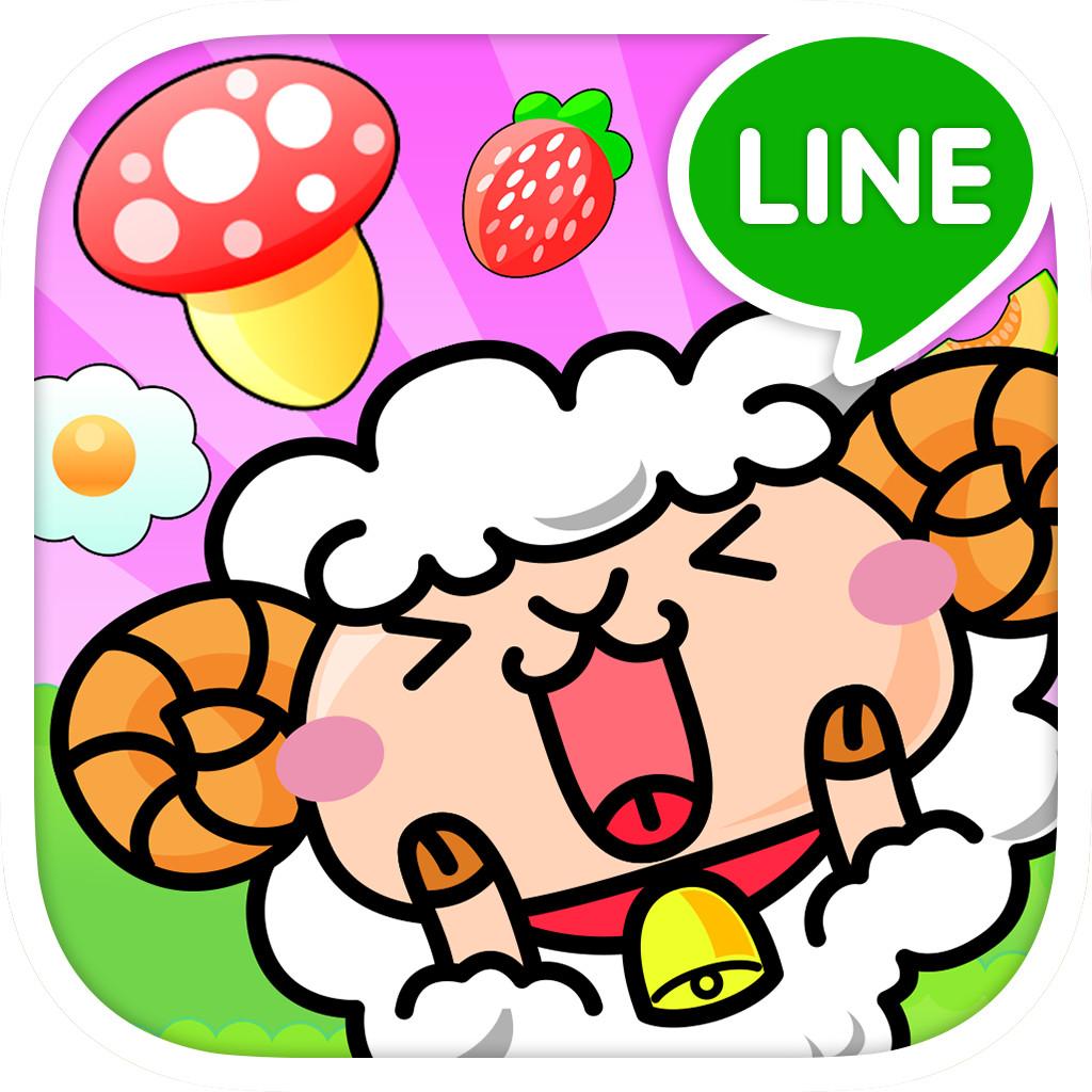 LINE ぱくぱくの森
